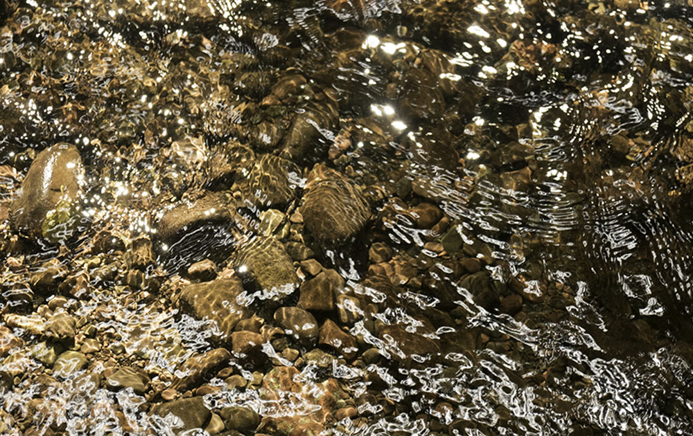 Hydrophone (extract) 23.06.17 - Nant Menasgin Powys Wales (Image: DN 2017)